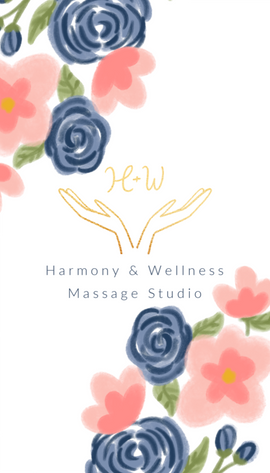 Harmony & Wellness Massage Studio Busine