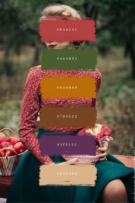 Ensley & Swann Color Palette