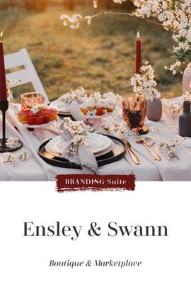 Ensley & Swann Branding Cover