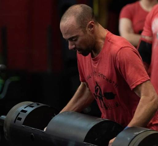 What I Learned From Strongman and Marathon Training