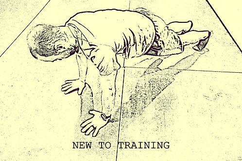 NEW TO TRAINING