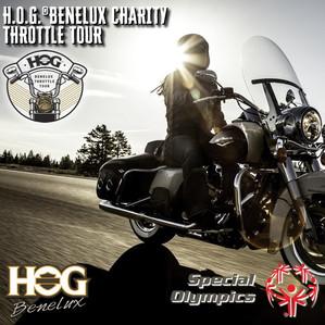 H.O.G.® Benelux Throttle Tour