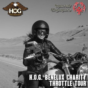 The H.O.G.® Benelux Throttle Tour goes live