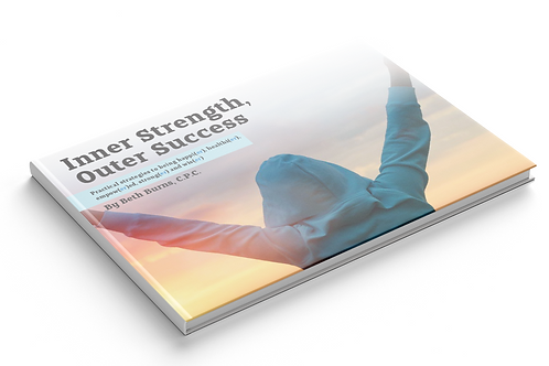 inner strength, outer success book
