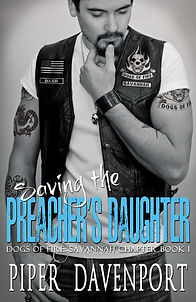 Saving The Preacher's Daughter - eBook.j