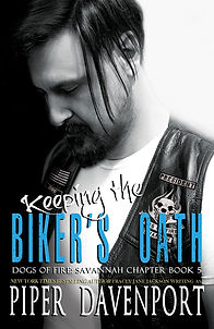 Keeping the Biker's Oath - eBook Cover.j