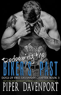 Redeeming the Biker's Past - Piper Daven