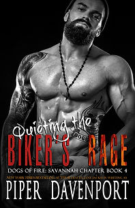 Quieting the Biker's Rage - eBook Cover