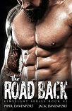 Limelight 2 - The Road Back - Book Cover