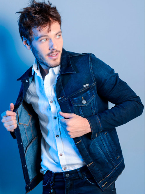 Campera Road Dark Blue