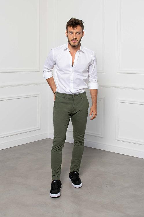 Pantalón Chino Kaiser verde