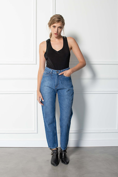 Jeans Slouchy Blue