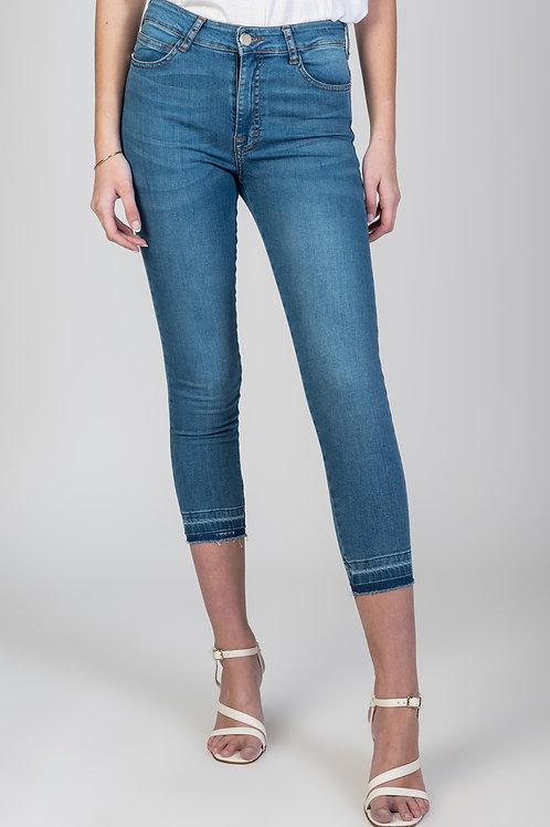 Jeans Skinny Niza Light Blue