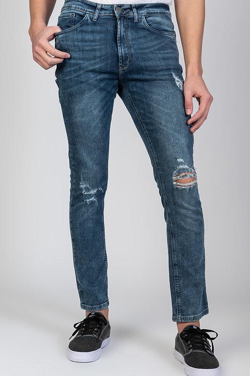 Jeans Skinny Berlín Acid Wash