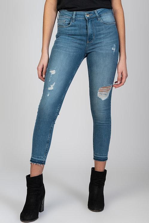 Jeans Skinny Denver Light Blue