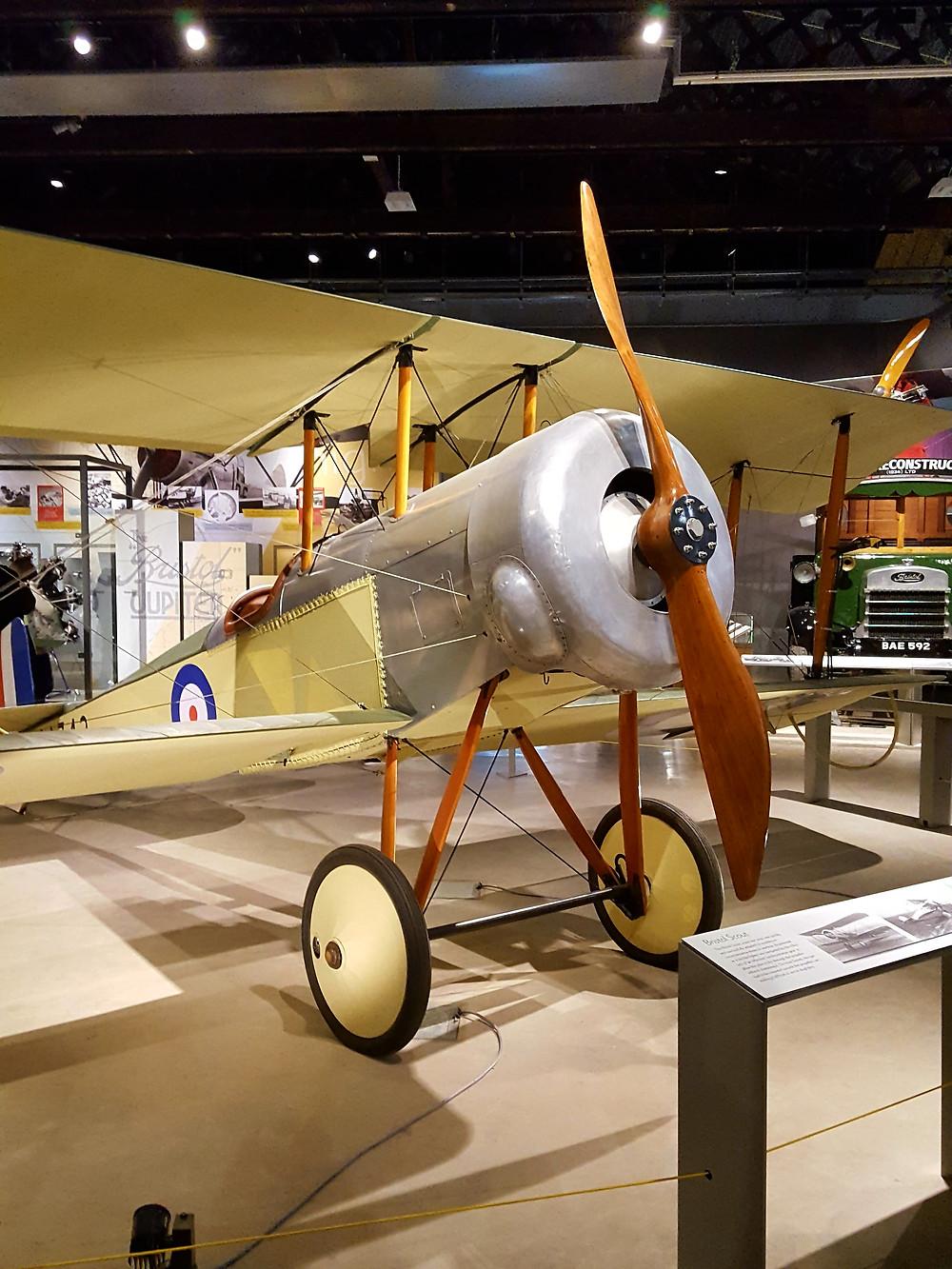 Replica aircraft