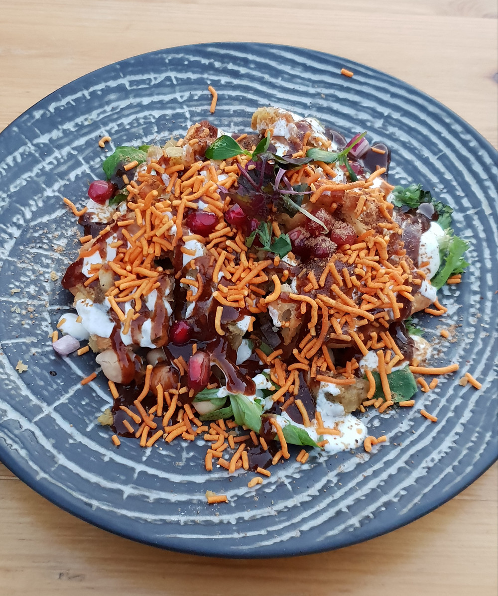 Sholay Chaat