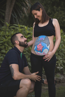Embarazo BellyPainting
