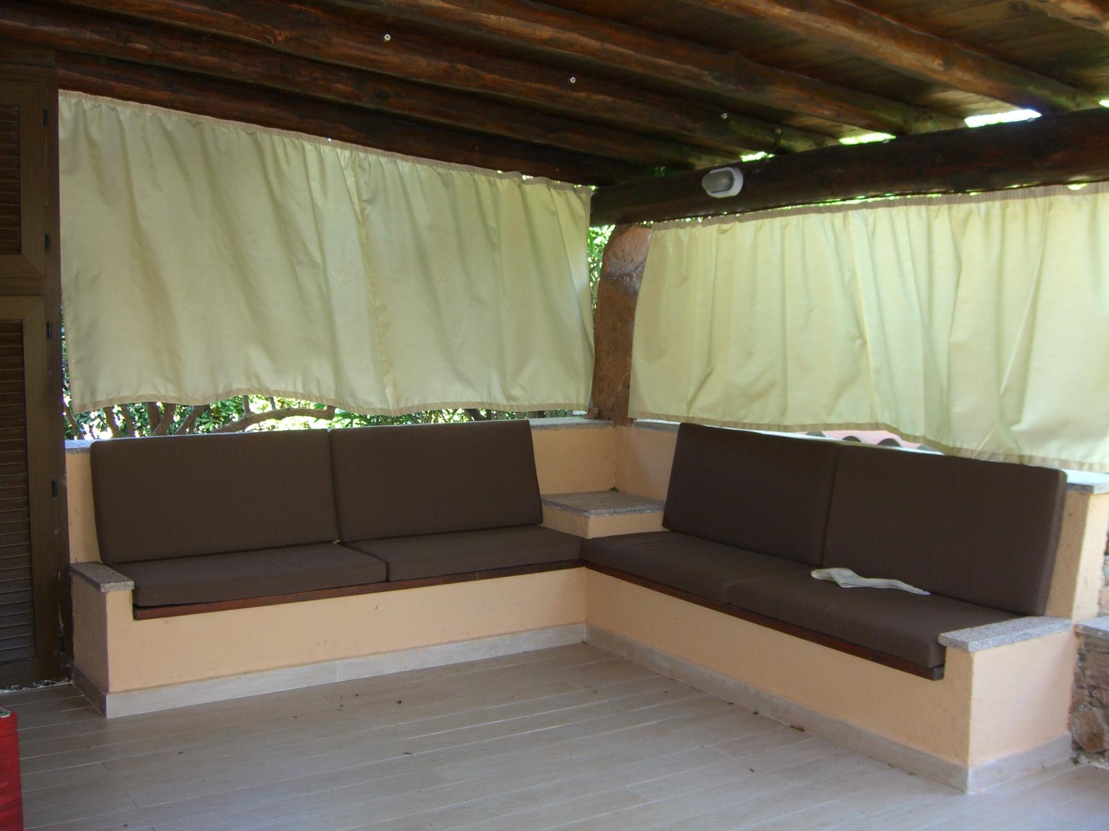 Cuscini Panca Veranda