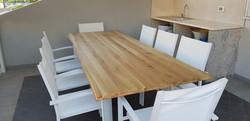 Tavolo legno Massello da 4 cm