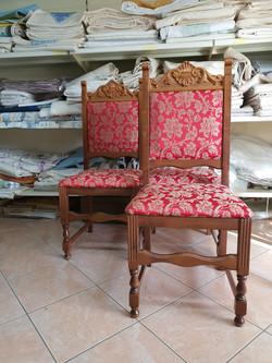 sedia antica finita
