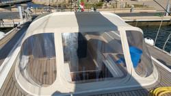 Cappotta Barca vela