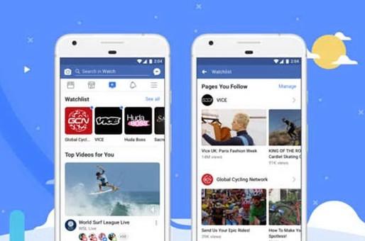 Arriva anche in Italia Facebook Watch, la tv di Zuckerberg