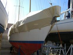 Copertura Barca vela