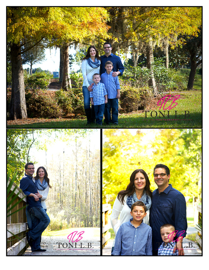 The B Family|Christmas Mini-Session 2015