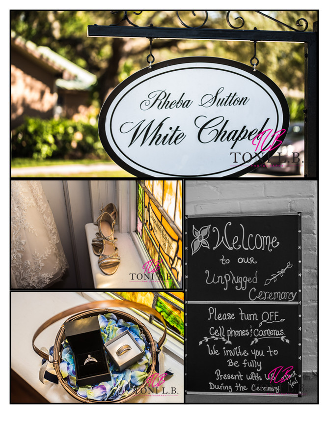 J & T | Wedding Package | Pearl