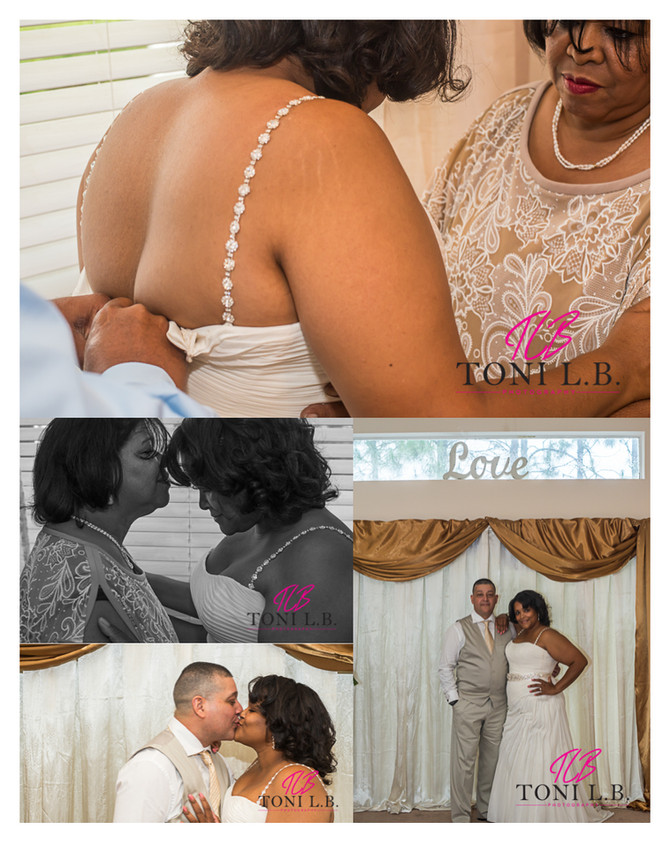 Mr. & Mrs. V | Wedding Package | Vow Renewal