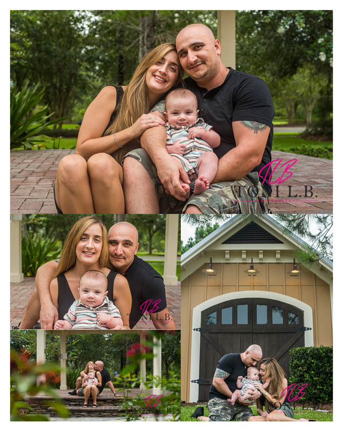 The 'T' Family | Family Session
