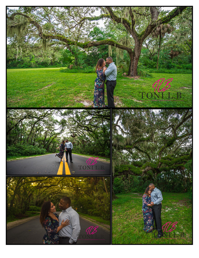 J & T | Wedding Package | Engagement Session
