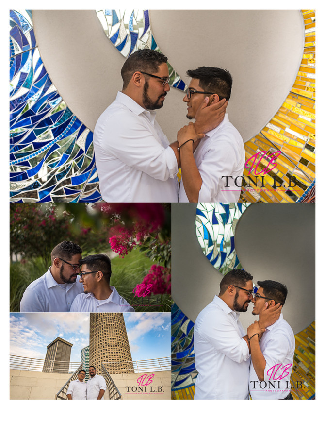 D & A | Wedding Package | Engagement Session