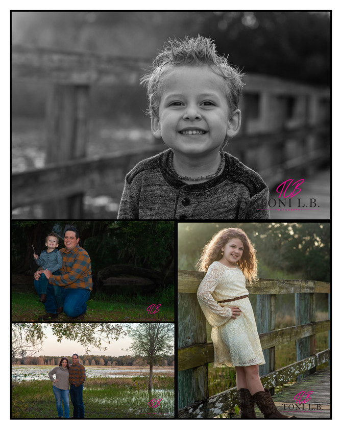 The 'O' Family | Family Session