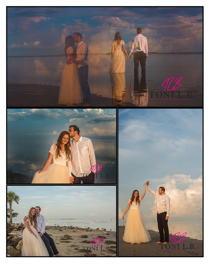 L & R | Wedding Package | Engagement Session