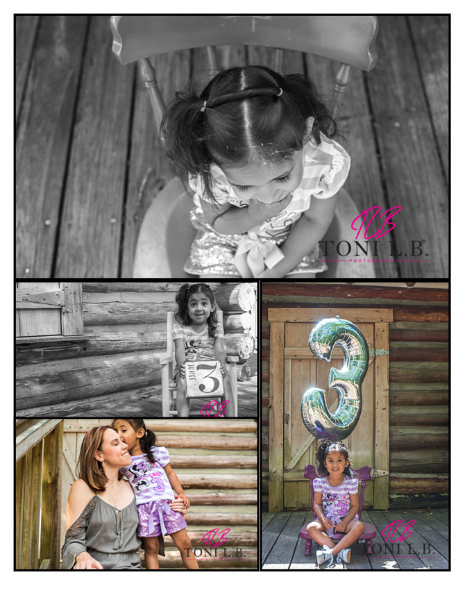 Miss 'G' Turns 3 | Family Session | Grow with Me