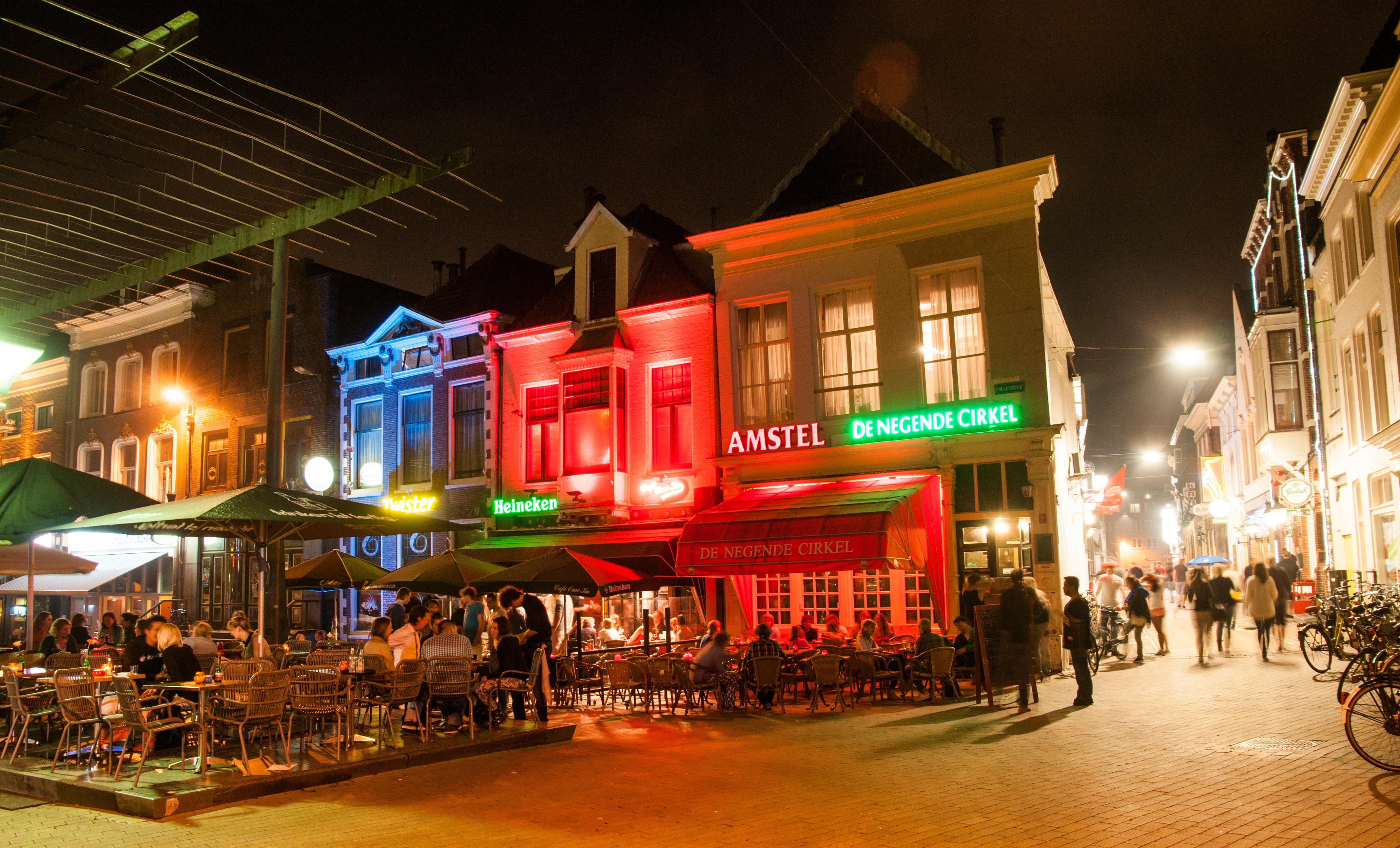 Groningen bij nacht-16