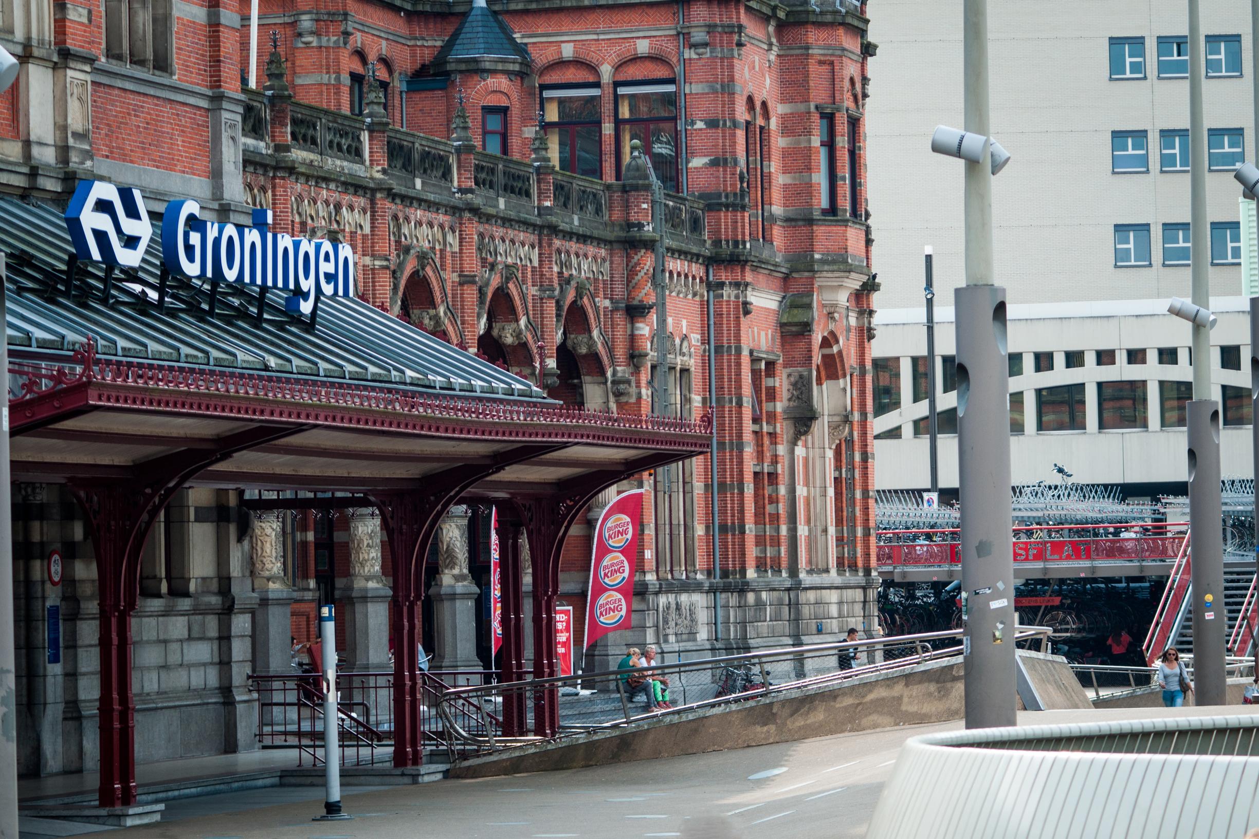 Stationsgebouw Groningen 4