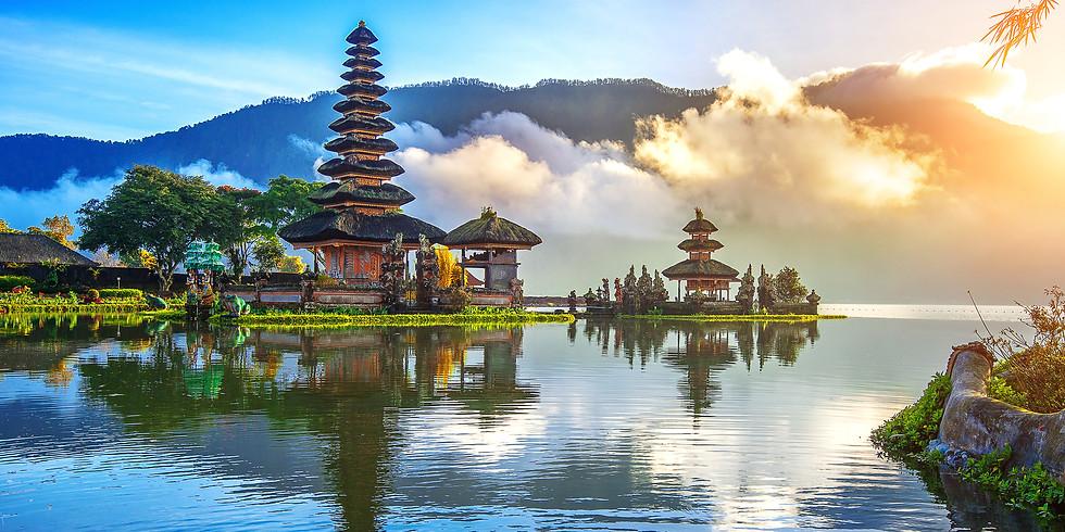 Celestial Acupuncture & Ashtanga Yoga Certification Seminar Retreat in Bali, Indonesia