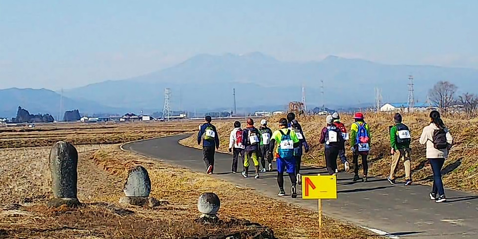 2021トライアルウォーク(27kmコース・35kmコース)