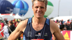 James Cracknell is running 100 miles in five days, while only consuming water