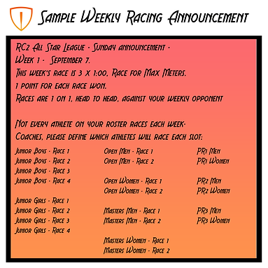 sample weekly race announcement.png