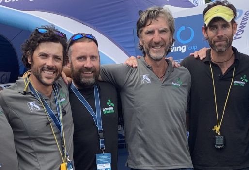 Rowing Ireland Statement – David McGowan