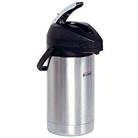 Airpot, 2.5 Ltr. Stainless Steel