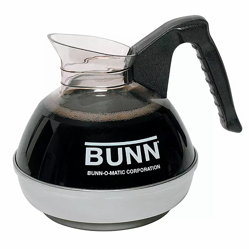 Bunn Easy Pour Decanter - Black Handle