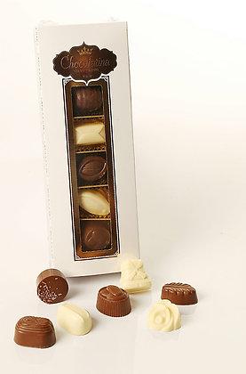 Chocolatina Praline 6 Piece Gift Box