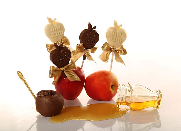 Chocolatina Shana Tova Stick (Apple)