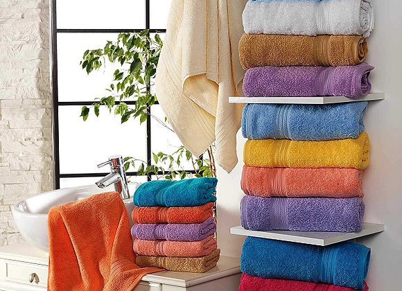 High quality towels -face
