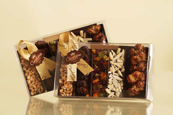 Tu B'shvat mini Chocolatina platter